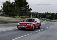 rotes Auto Audi